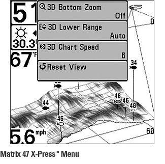 обзоры humminbird matrix 47 3d